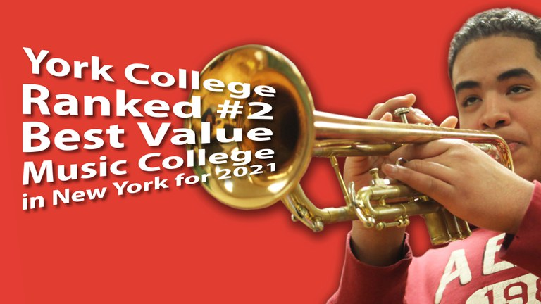 York College Ranked #2 on Best 19 Music Colleges in New York in 2021 - Best Value Schools