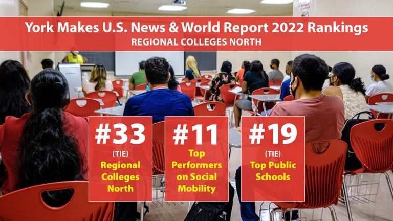 CUNY Colleges Once Again Earn High Marks in U.S. News & World Report Rankings