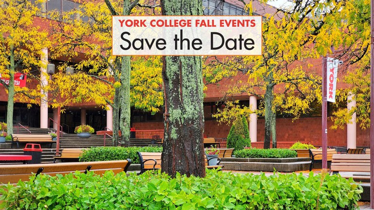 York College Fall Events
