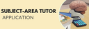 Subject-Area Tutor Application