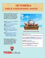 Check Your Pension Info