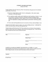 JSHS Student Consent Forms