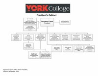 Presidents Cabinet Org Chart