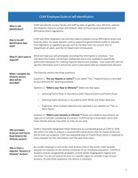 CUNY Employee Guide toSelf‐Identification