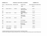 Financial Aid Disbursement and Refund