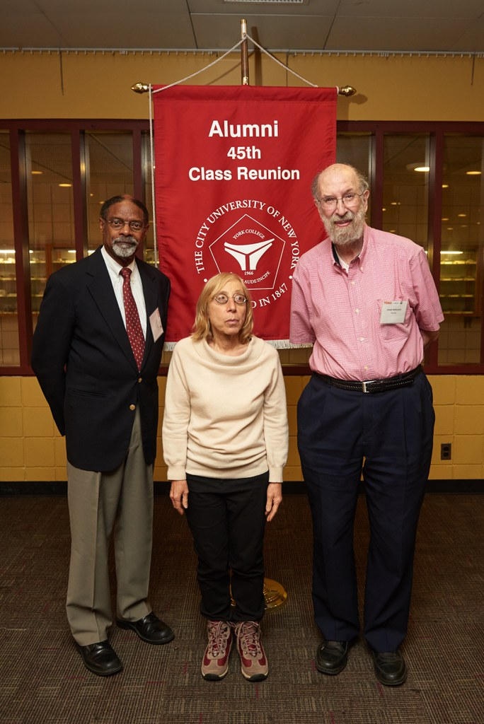 Class of 1973 and Retired Faculty