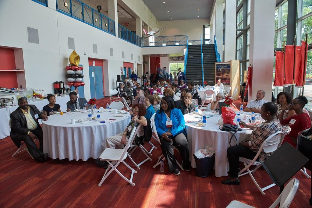 Class Reunion alumni luncheon
