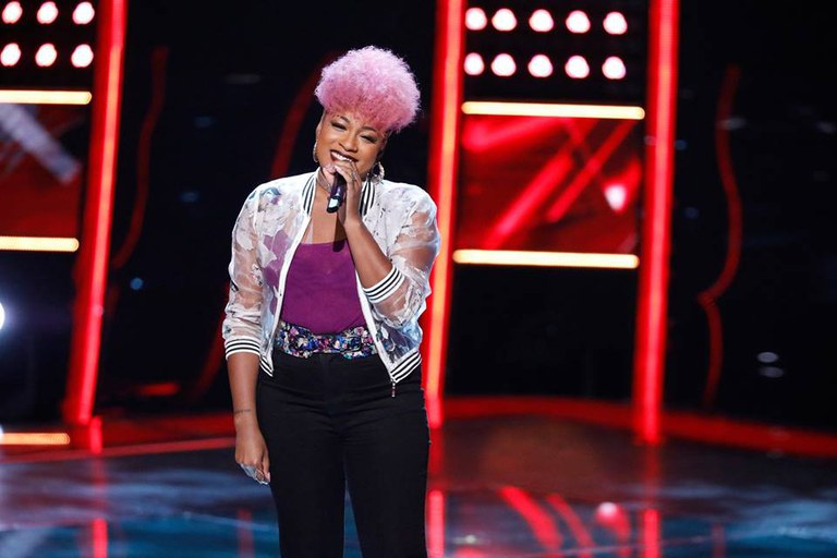 "York Alum Saved by Alicia Keys on ""The Voice"""