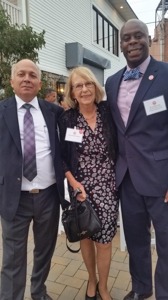 Dr. Panayiotis Meleties, Dr. Shirley Ostholm Hinnau & Dr. La Toro Yates