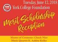 2018 Merit Scholarship Reception Update