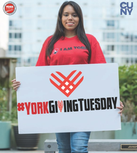 York Giving Tuesday Week 1 Image