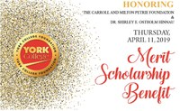 Save the date for Merit Scholarship Benefit