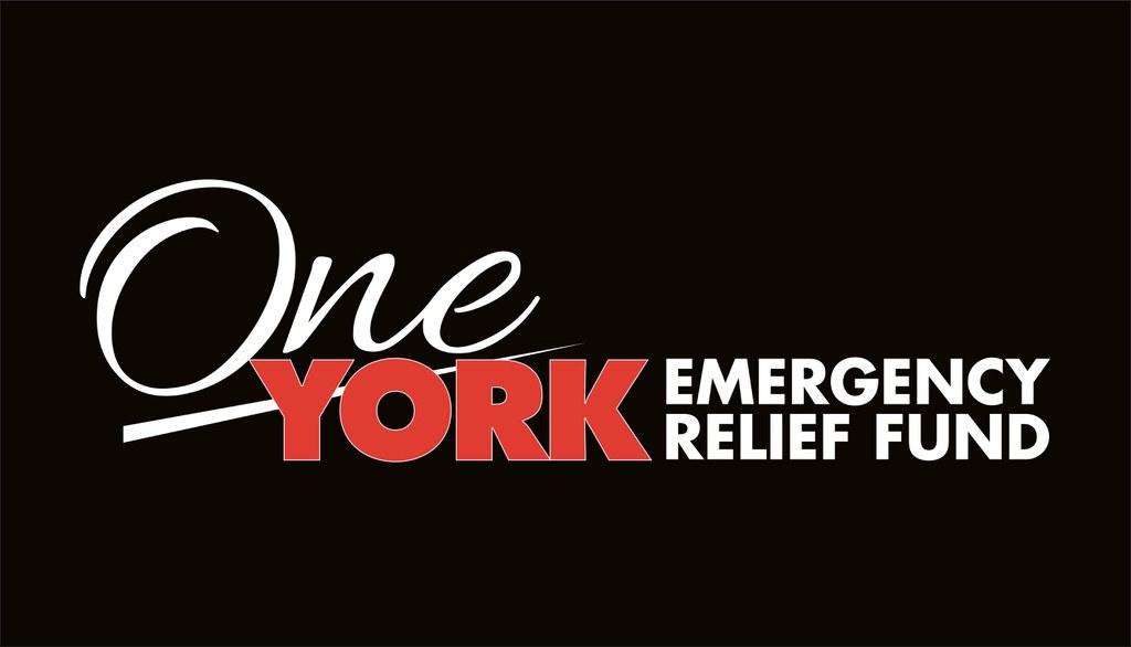 One York Emergency Relief Fund