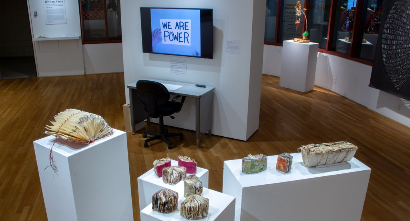 York Gallery Installation View