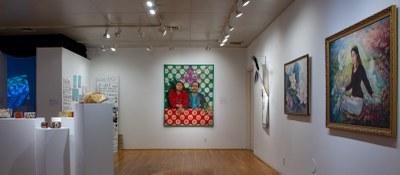 Gallery installation SEQB