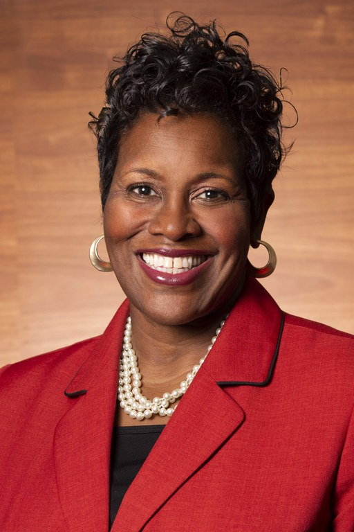 Berencea Johnson Eanes, Ph.D. was named Interim President of York College
