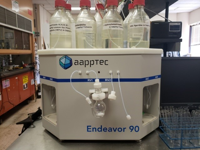 AAPPTEC Endeavor 90 Peptide Synthesizer