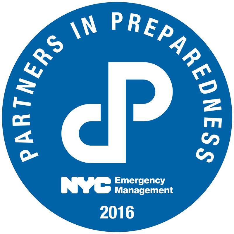 NYC Emergency Management Partners in Preparedness 2016