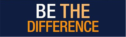 Be The Difference image