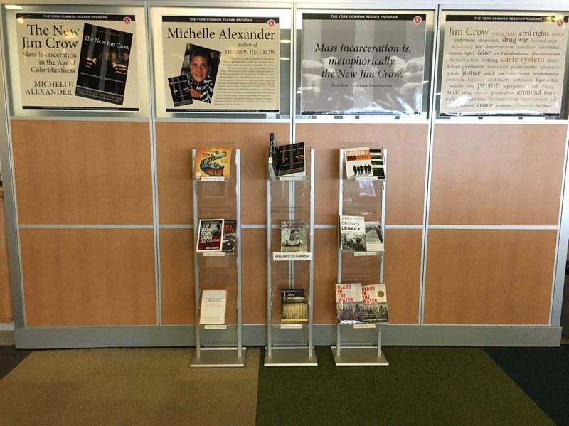 Library Book Exhibit