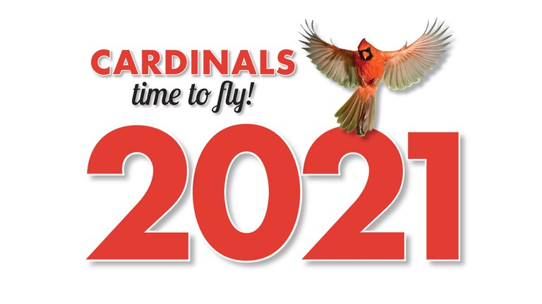 Cardinals Time to Fly 2021