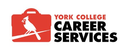 York College Career Services Logo