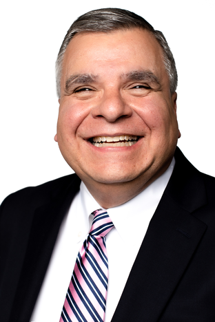 Charles Bozian, Interim Vice President of Finance and Administration