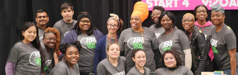 Bike Expo New York: Social Work Is Transforming How We Move Wellness Forward