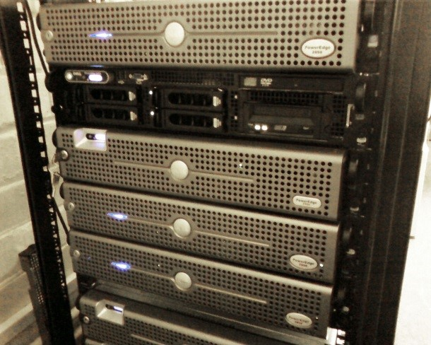 Dell PowerEdge R910 Computing Clusters for Computational Chemistry