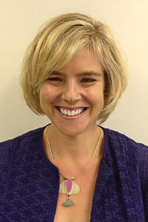 Headshot of Leslie Keiler