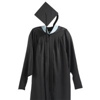 Cap and Gown Grad