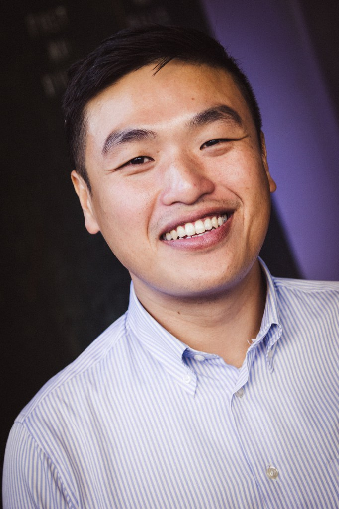 Professional Headshot of Dr. George Lam