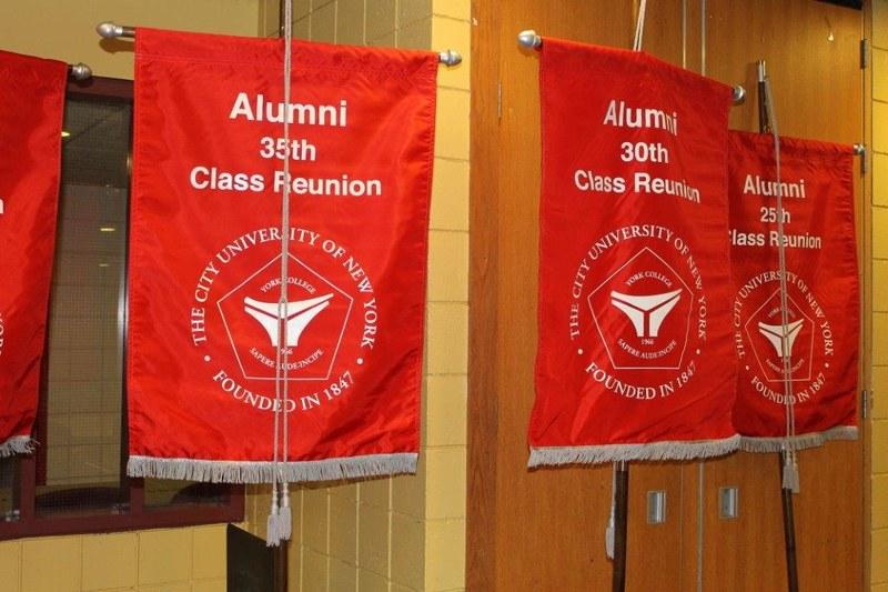 Alumni Banners