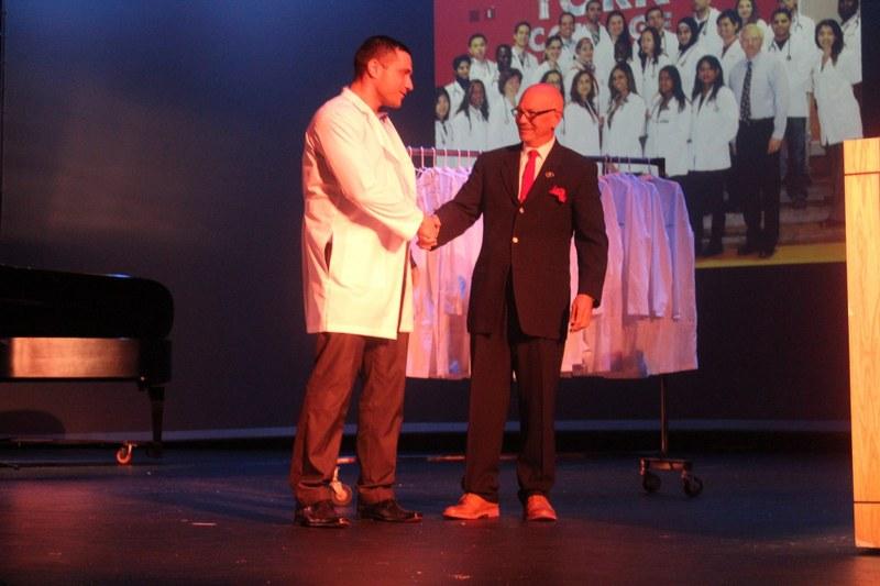 Physician Assistant Program Graduation 7