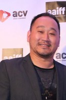 Larry tung at the ACV (asian cinevision)