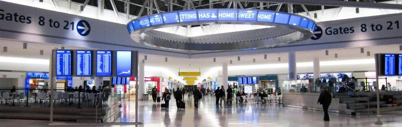 JFK Terminal 5 wide shot