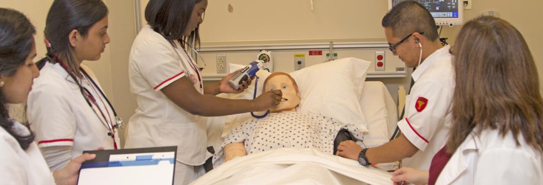Nursing Students at York