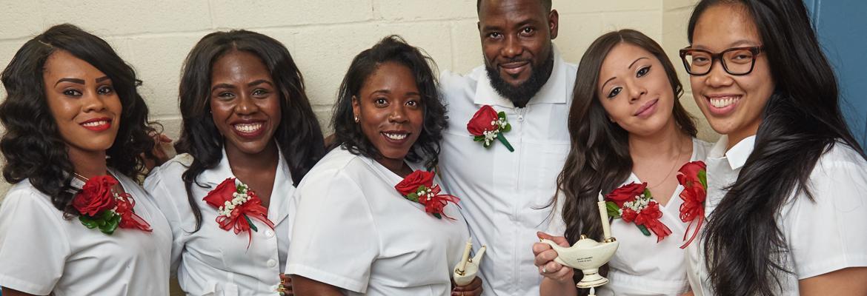 York Nursing Students
