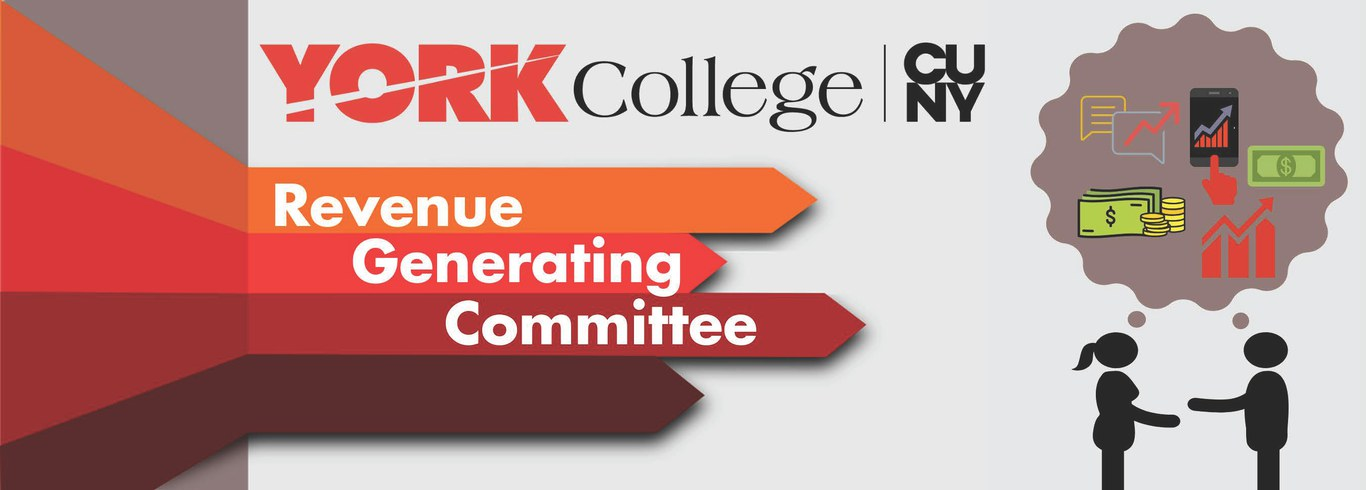 a committee of members of the college community dedicated to seeking additional revenue sources