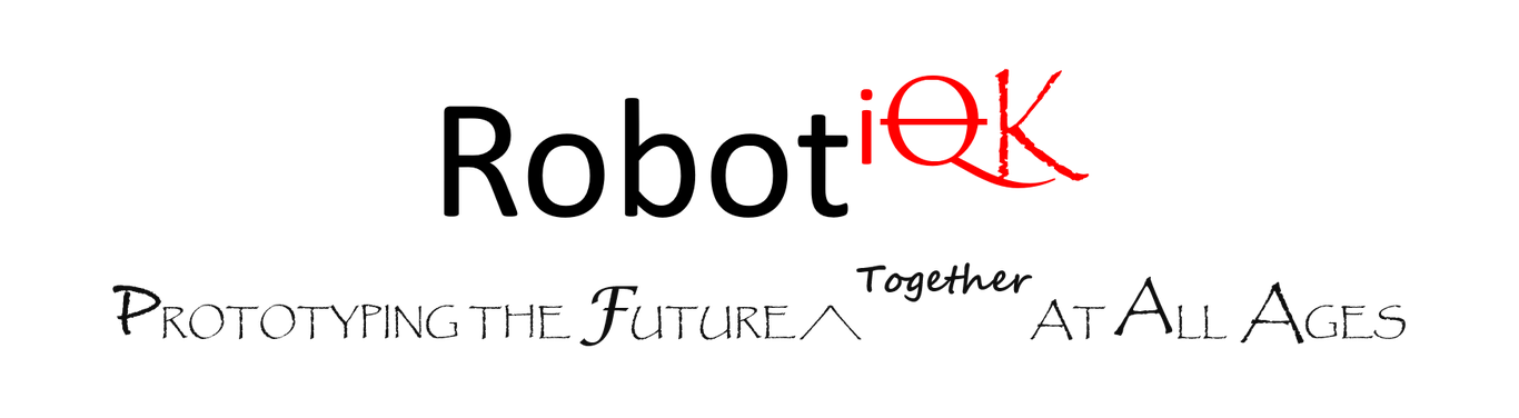 New logo update - Prototyping the future together at all ages