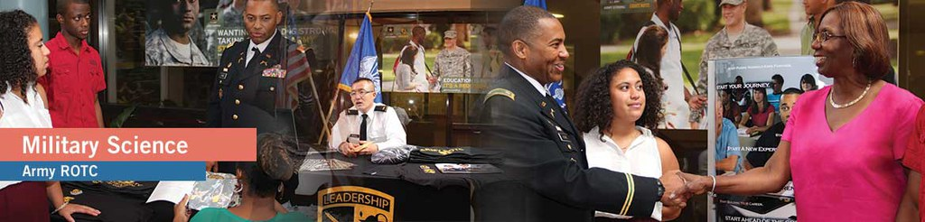 Military Science | Army ROTC