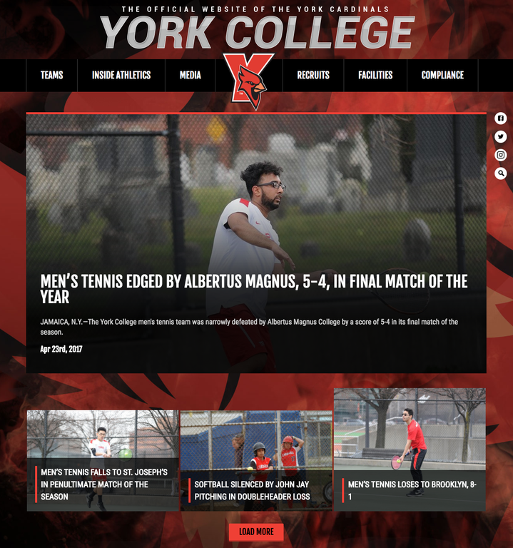York College Athletic