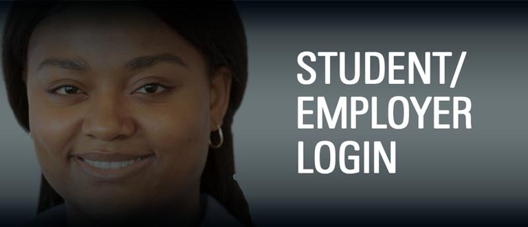 Career Services student employer login