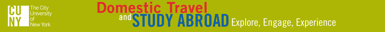 Study Abroad Program at York College