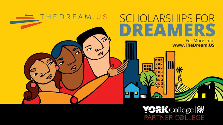 The Dream.US Scholarships for Dreamers