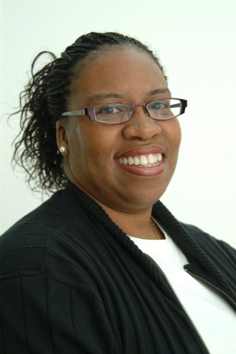 Professional headshot of Professor Taylor-Haslip