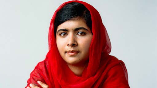 (born 12 July 1997) A Pakistani activist for female education and the youngest Nobel Prize laureate. She is known for human rights advocacy, especially the education of women and children in her native Swat Valley in Khyber Pakhtunkhwa, northwest Pakistan, where the local Taliban had at times banned girls from attending school.