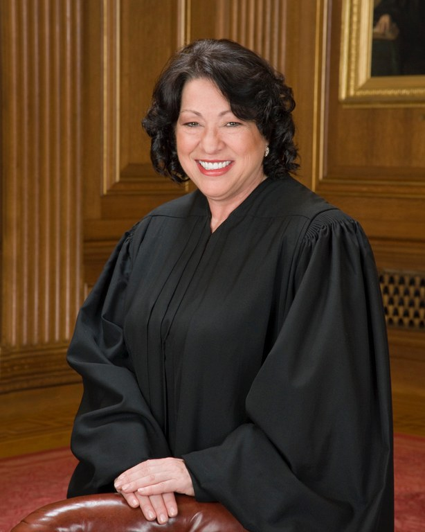 (born June 25, 1954) An American lawyer and jurist who serves as an Associate Justice of the Supreme Court of the United States. Sotomayor was born in The Bronx, New York City, to Puerto Rican-born parents was appointed by President Barack Obama in May 2009 and confirmed that in August. She was the first Hispanic and Latina Justice.