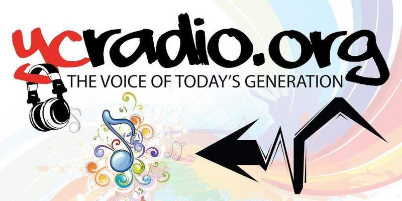 YCRadio Hall Sign