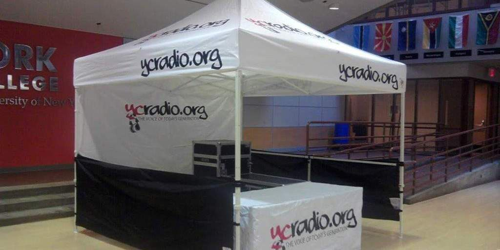 Gearing up for another event at York College